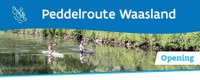 GEANNULEERD: Feestelijke opening peddelroute Waasland