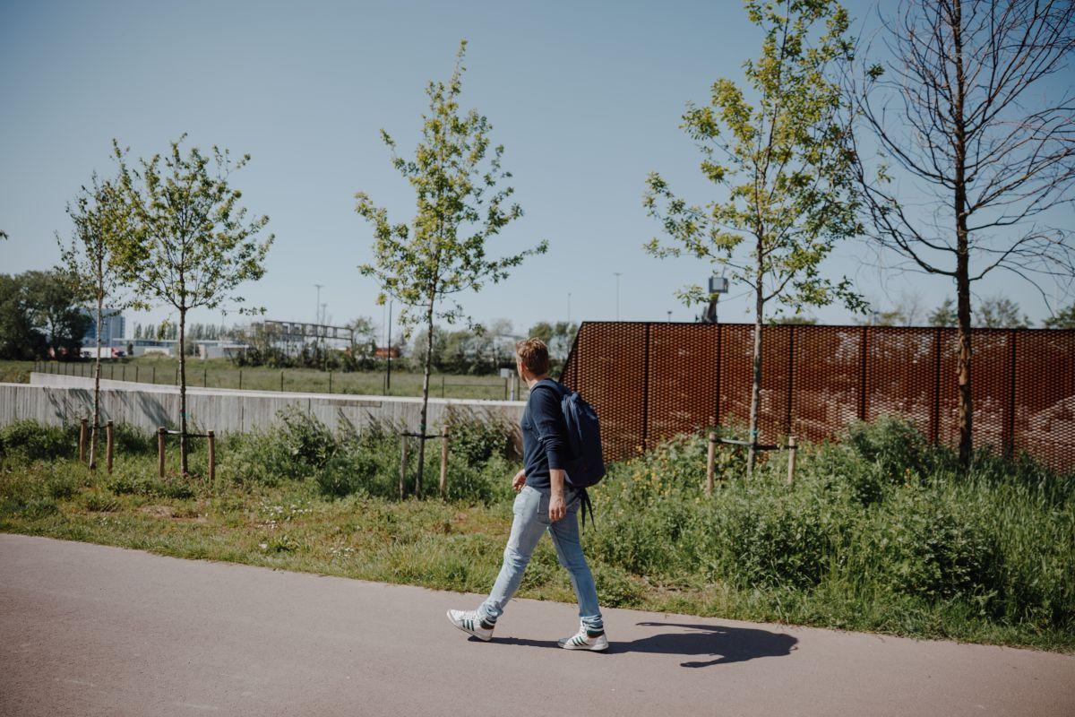 Op pad met Johan in het pompstation aan het Groot Schijn