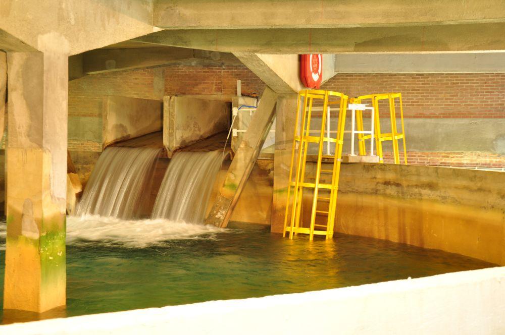 Opendeurdag waterproductiecentrum van Eisden 12