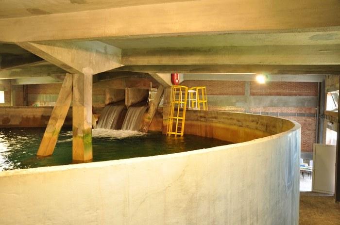 Opendeurdag waterproductiecentrum van Eisden 13