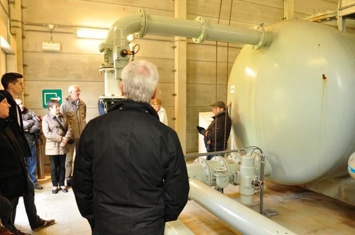Opendeurdag waterproductiecentrum van Eisden 15