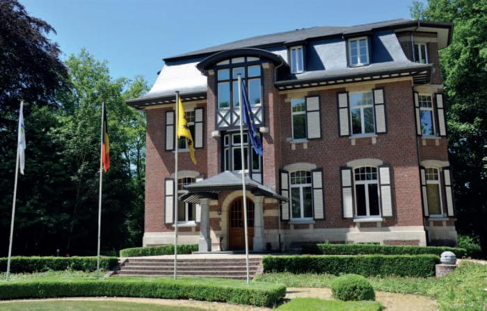 hoofdkantoor VMZ - Aalst, 1990