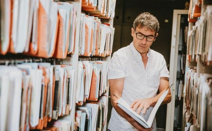 Marc Van Erdeghem (dossierkasten)