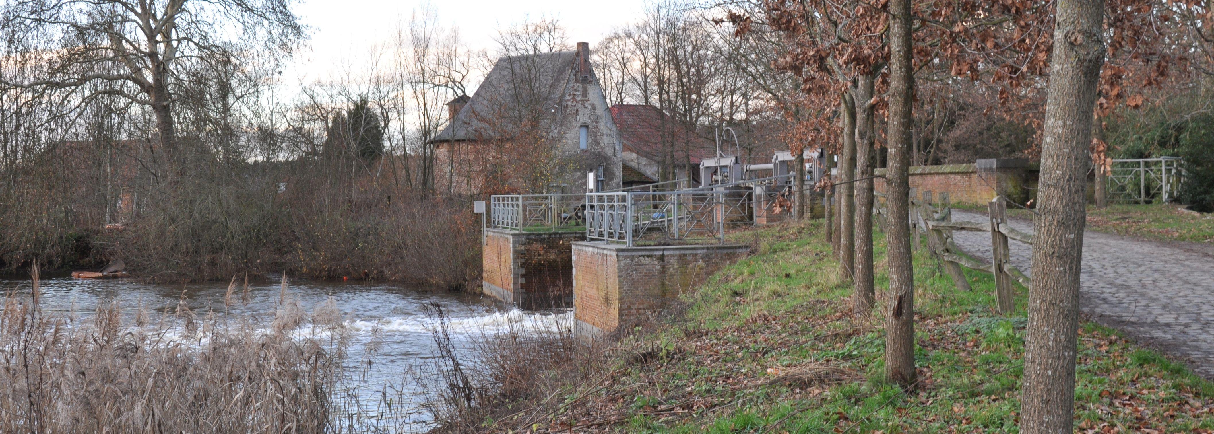 Netebekken - molen van Grobbendonk