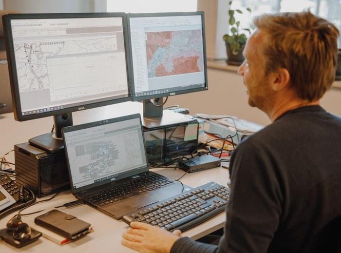 Johan Auwerkerken - overstromingsvoorspellingen (2)
