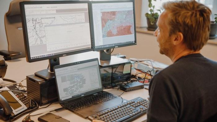 Johan Auwerkerken - overstromingsvoorspellingen
