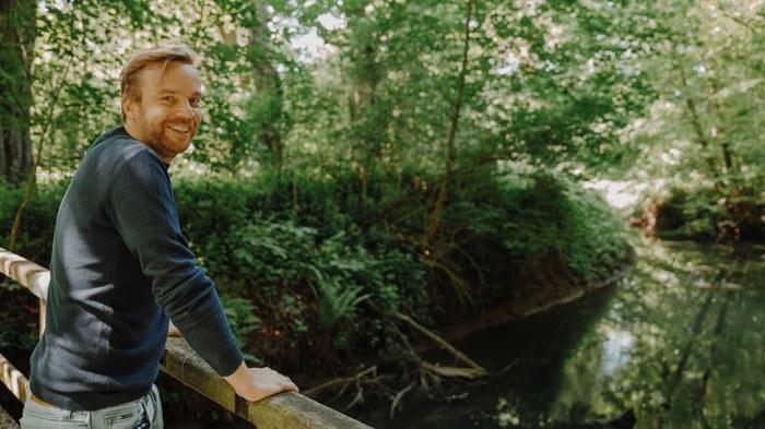 Johan Auwerkerken - waterloop