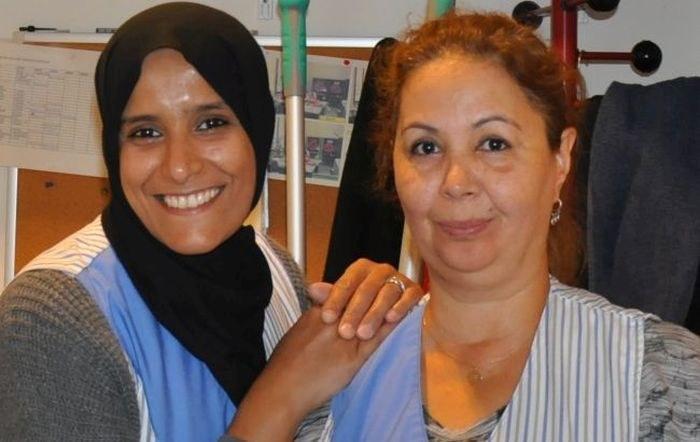 Zahra & Seval - topteam