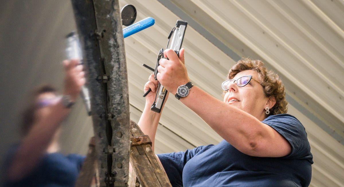 Nancy Cooreman - kikkerperspectief