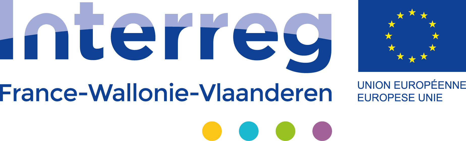 Logo Interreg France-Wallonie-Vlaanderen