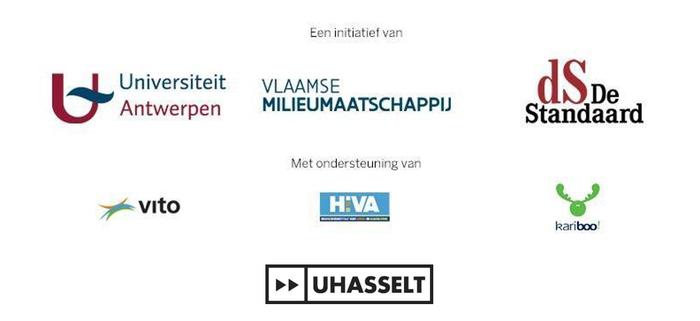 Curieuzeneuzen, een initiatief van de VMM, UAntwerpen en De Standaard