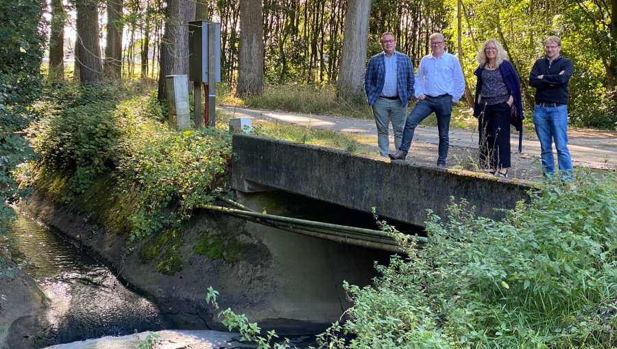 28-09-2021 - persmoment: plannen ecologische inrichting De Gavers