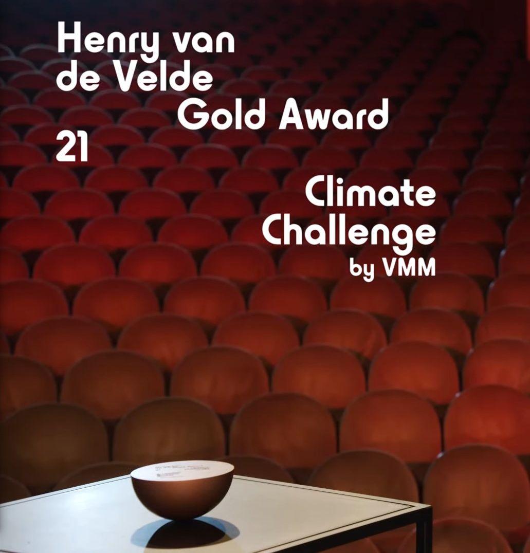 Henry van de Velde Awards - Climate Challenge by VMM