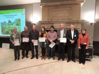 Antwerpen, Laakdal en Sint-Niklaas in de prijzen op Groene Lente 2014