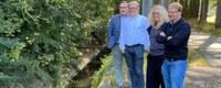Ecologische inrichting waterlopen in De Gavers
