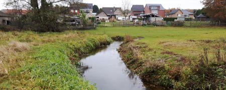 GOG Bosbeek oplossing voor wateroverlast centrum Neeroeteren