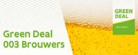 Green Deal Brouwers: hoe ver staan we na 2 jaar?