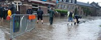 Kritieke overstromingen in Voeren en alarmpeilen in het Demer- en Maas- en Dijlebekken