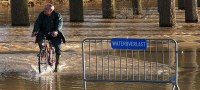 Niet-kritieke overstromingen