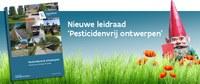 Nieuwe leidraad 'Pesticidenvrij ontwerpen'