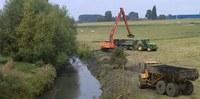 Ruiming Mandel tussen Roeselare en Izegem