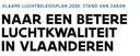 Tussentijdse evaluatie Vlaams Luchtbeleidsplan 2030