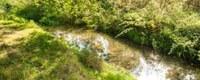 Vijf meanders aangesloten op de Kleine Gete