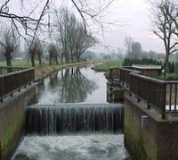 Op kritische locaties heeft de VMM camera's ter hoogte van de installaties op haar waterlopen.