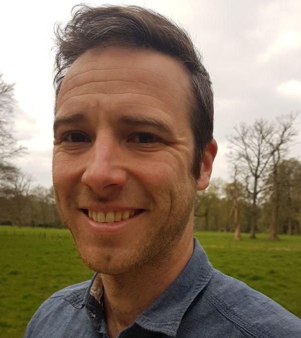 EMAS-coördinator Sander Devriendt