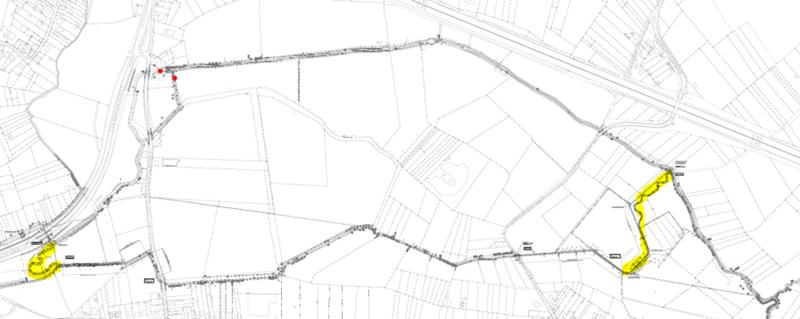 verbinding Bosbeek-Bellebeek