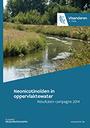 Eerste metingen van neonicotinoïden in Vlaamse waterlopen