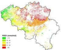 Nieuw ozonfluxmodel voor berekening van ozonschade aan vegetatie