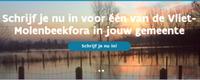 Al 142 ideeën voor beperking overstromingsrisico Vliet-Molenbeek