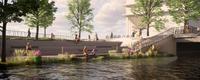 Gaverbeek weer zichtbaar als groene poort tot hippodroom