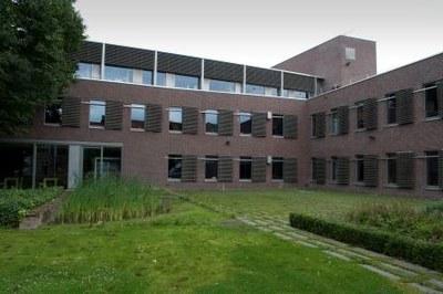 Kantoorgebouw Aalst buitengevel