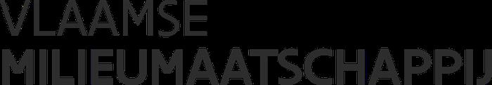 VMM logo typografisch