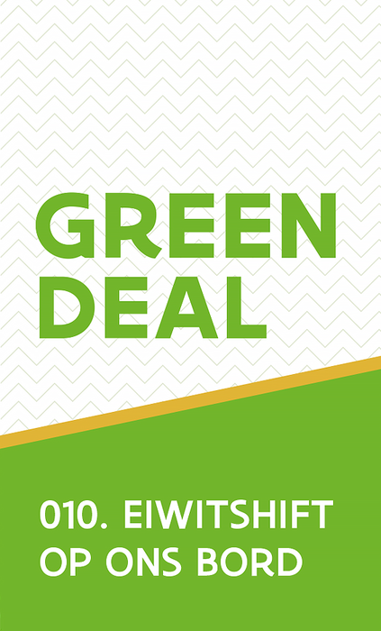 Green Deal eiwitshift