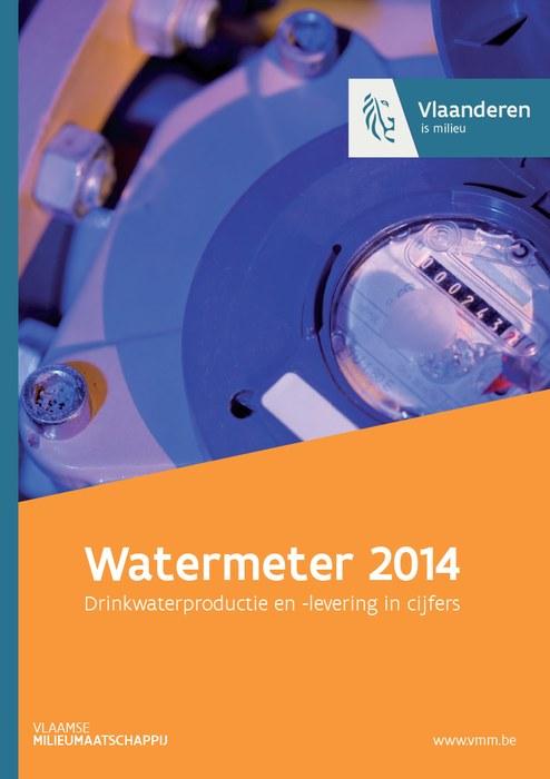 Cover Watermeter 2014