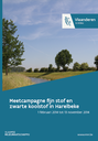 Cover meetcampagne fijn stof en zwarte koolstof in Harelbeke