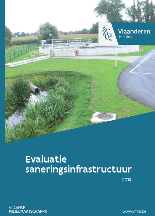 Cover evaluatie saneringsinfrastructuur 2014
