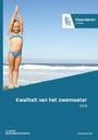 Cover Kwaliteit van het zwemwater in 2014