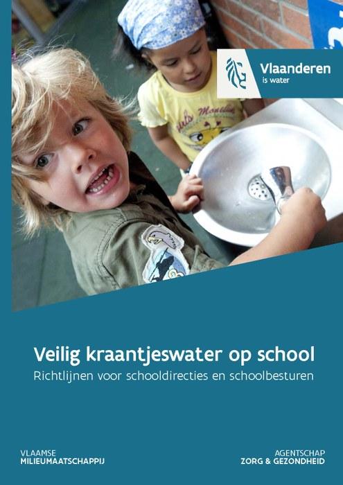 Cover Veilig kraantjeswater op school