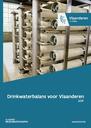 Cover drinkwaterbalans voor Vlaanderen - 2019