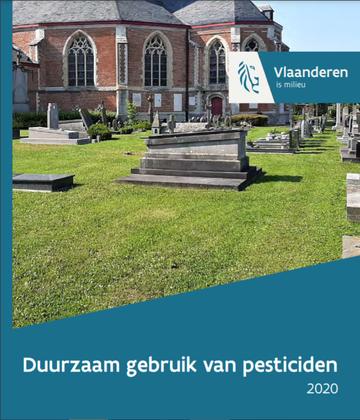 Cover duurzaam pesticidengebruik 2020