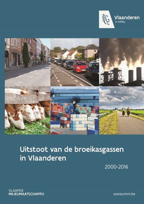 Cover rapport broeikasgassen