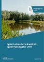 Cover rapport fysisch-chemische kwaliteit oppervlaktewater 2019