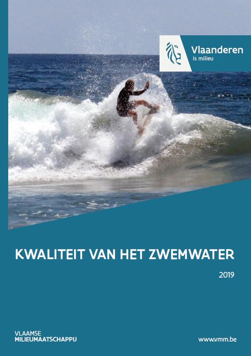 Cover zwemwaterkwaliteit 2019