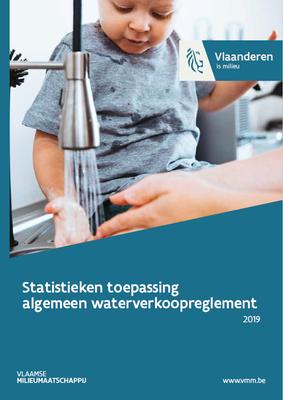 Cover rapport statistieken toepassing AWVR 2019