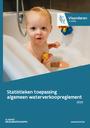 Cover statistieken toepassing algemeen waterverkoopreglement 2020