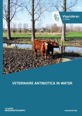 Cover rapport veterinaire antibiotica